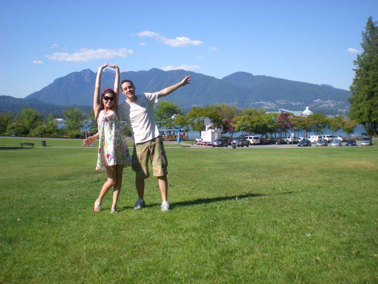 Amor em Vancouver – Por Bruna Azevedo.