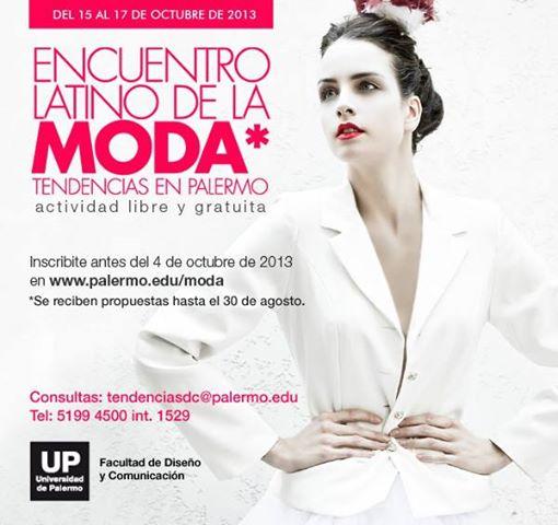 Participe do maior evento de Moda na Argentina