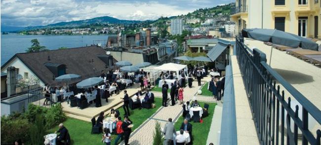 Valorize seu currículo! Estude Gestão Hoteleira, Eventos e Gastronomia na Suíça.