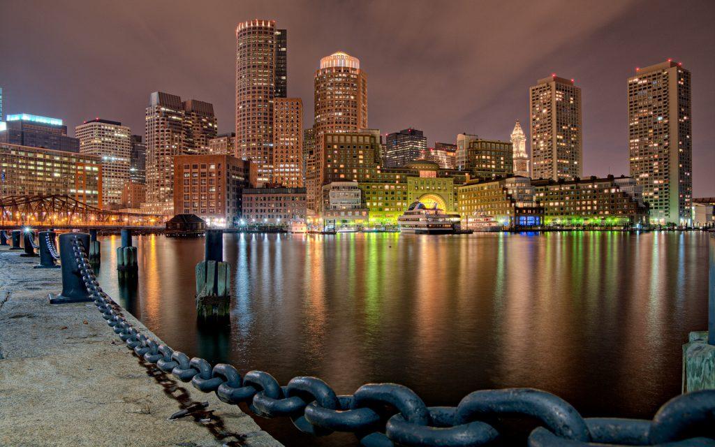 Boston – centro cultural na Nova Inglaterra