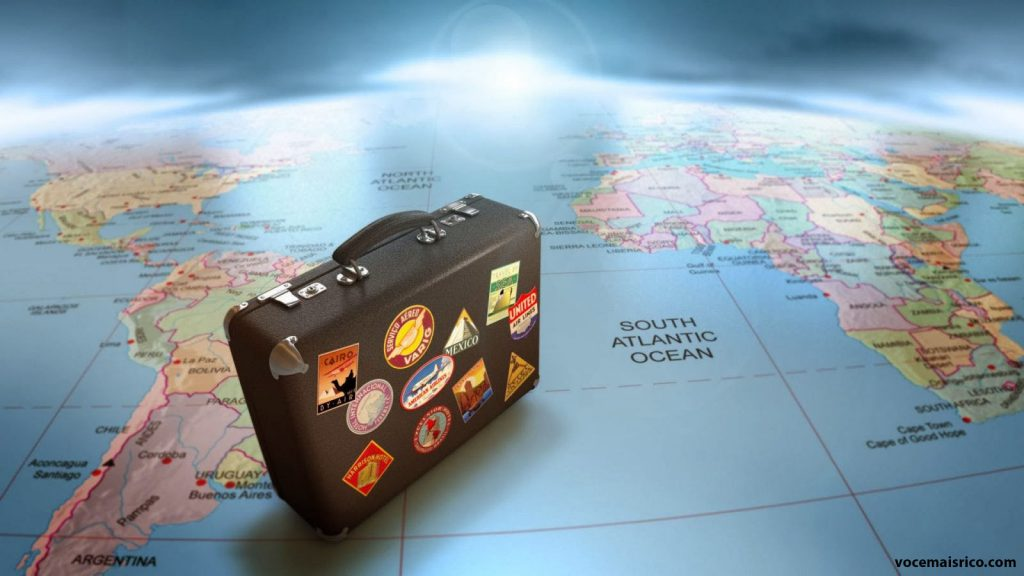 Garanta sua tranquilidade na próxima viagem!