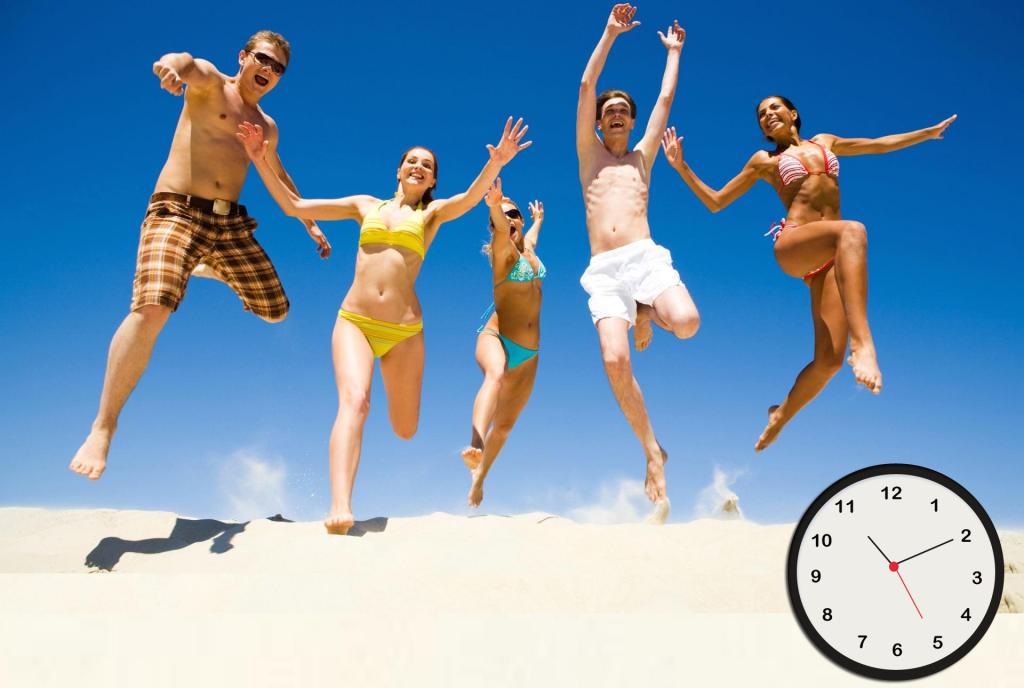 Horário de verão, Jet Lag e Fusos Horários: tudo o que você precisa saber
