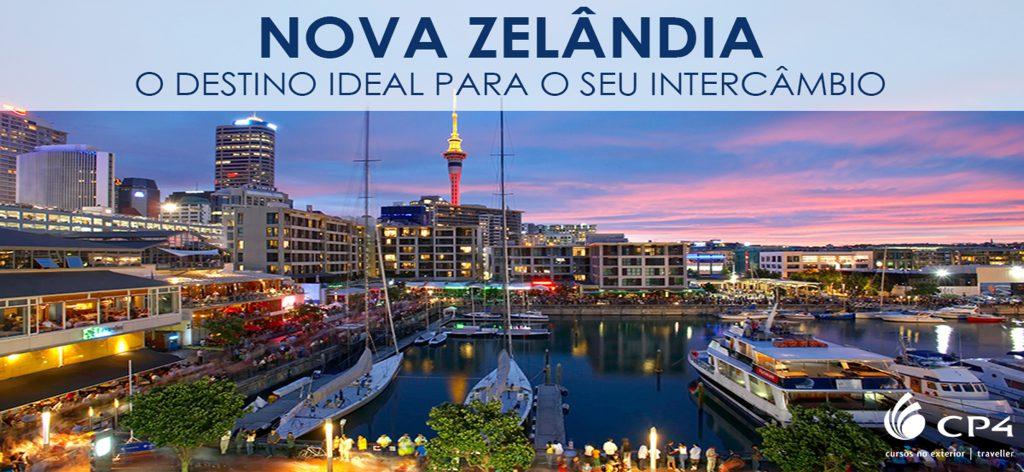 Nova Zelândia: O destino ideal para o seu intercâmbio