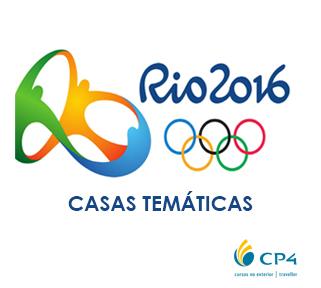 Olimpíadas Rio 2016 – O mundo está aqui