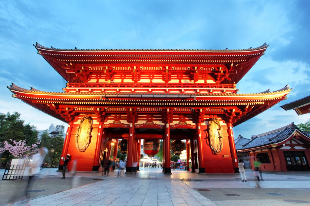 8 Curiosidades sobre o Japão