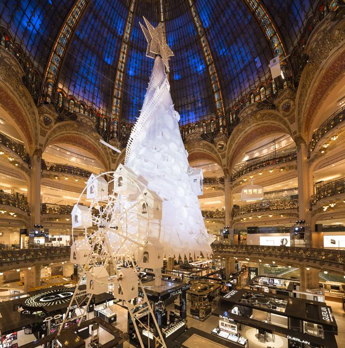 7 Árvores de Natal pelo mundo