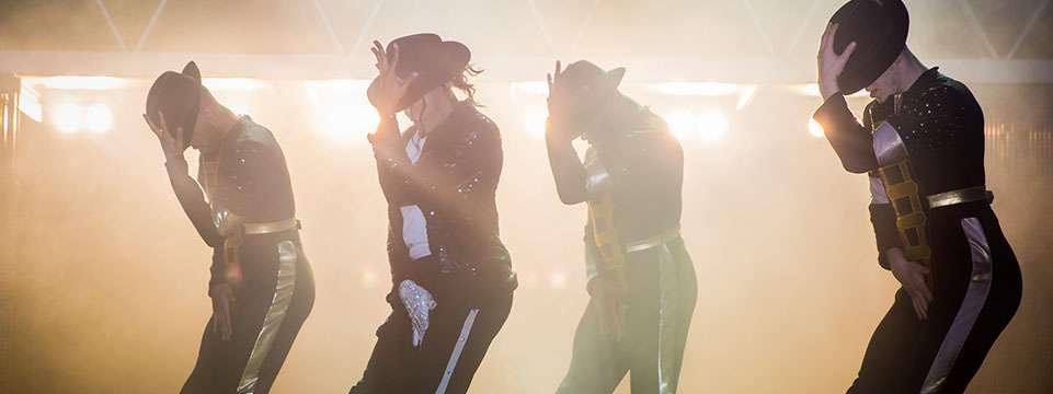 Quer ganhar o ingresso para assistir Thriller Live em Londres?