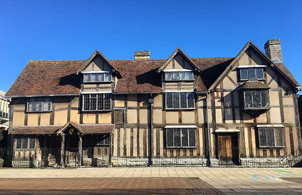 Casa de Shakespeare's CP4
