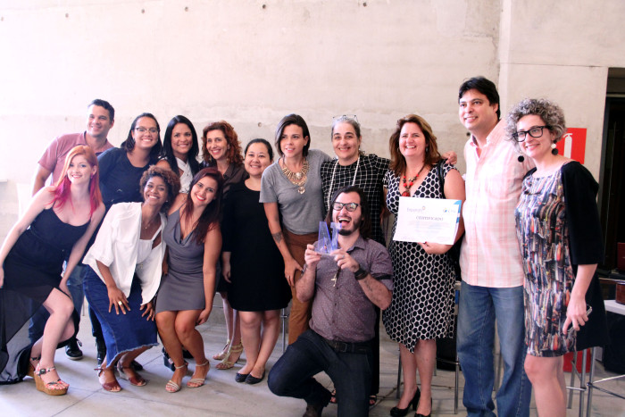 CP4 participa de evento na UVA que reúne autoridades e recém-formados do ramo do Design  na Cidade das Artes