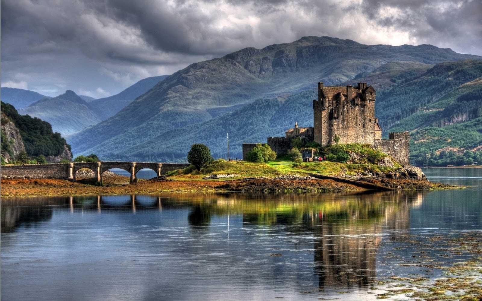 Escócia - Países - CP4 Cursos no Exterior | Traveller
