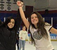 Carolina do Coutto e Maria Gabriela Saad