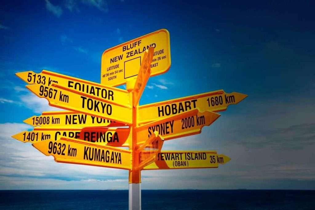 Guia de Viagem – Para onde vou?