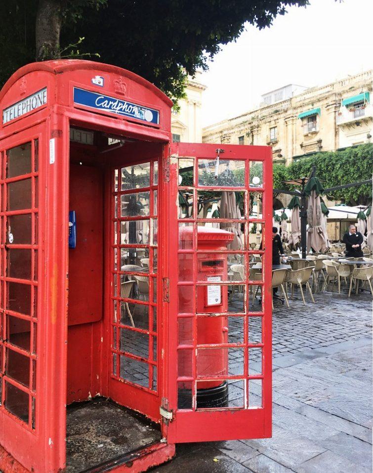 Inflência inglesa em Malta - CP4