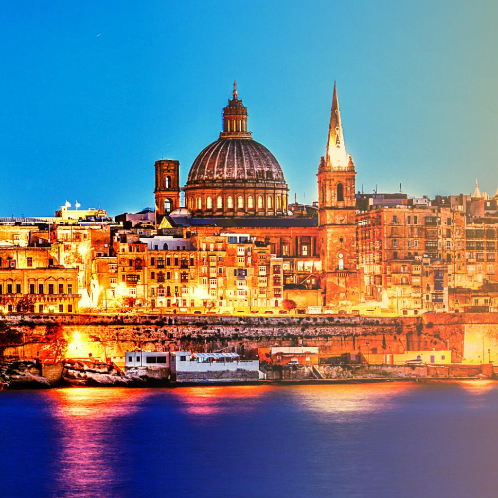 4 motivos para estudar em Malta